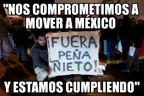 Marcha Ayotzinapa