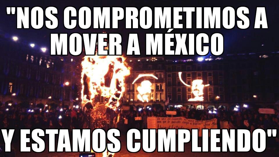 marcha zocalo ayotzinapa